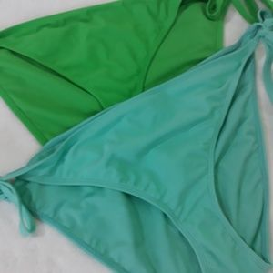 Woman swim Bikini panties